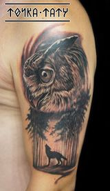 Студия Tochka Tattoo, фото №4