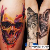 Студия Tochka Tattoo, фото №3