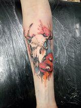 Студия Salem Tattoo Noir, фото №5