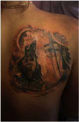 Студия Студия художественной татуировки Олега Шабанова, фото №7