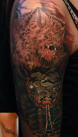 Студия Студия художественной татуировки Олега Шабанова, фото №6